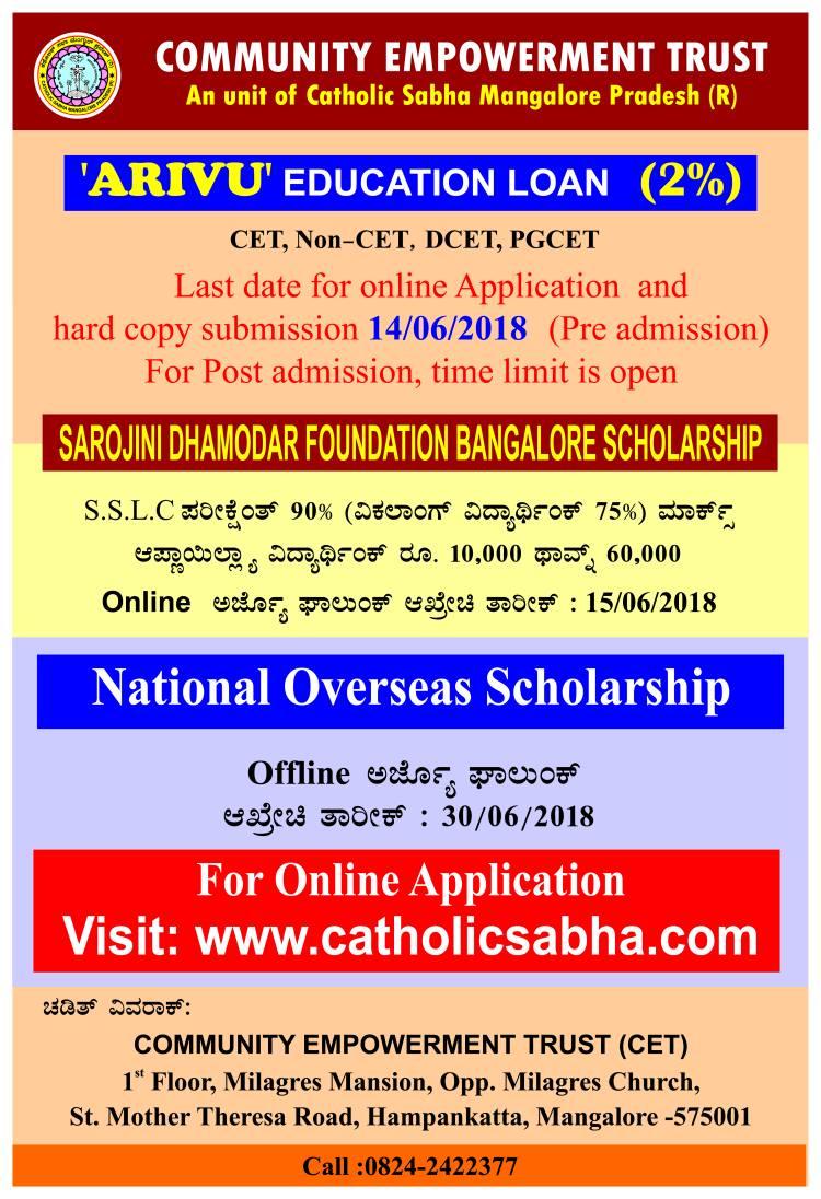 Catholic Sabha Mangalore Pradesh (R) - Home