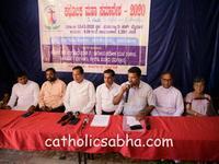 CATHOLIC SABHA MAHA SAMAVESHA-2020 on 2nd February at Madanthyar Sacred Heart Church Grounds